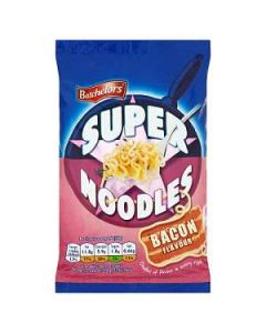 Batchelors Super Noodles BACON Flavour 100g Packet