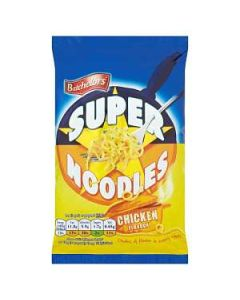 Batchelors Super Noodles CHICKEN 100g Packet