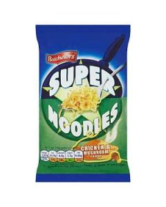 Batchelors Super Noodles CHICKEN & MUSHROOM 100g Packet