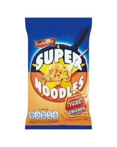 Batchelors Super Noodles SOUTHERN FRIED CHICKEN Flavour 100g Packet