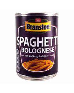 Branston SPAGHETTI BOLOGNESE 395g  Tin