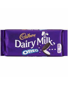 Cadbury Dairy Milk Oreo 120g Block chocolate Out of Date 13 Oct 2015