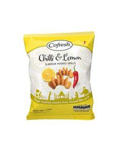 Cofresh Chilli & Lemon Potato Grills 80g