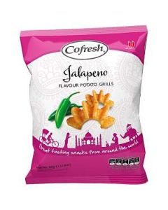 Cofresh Jalapeno Potato Grills 80g