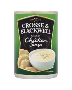 Crosse and Blackwell Cream Of Chicken Soup 400g
