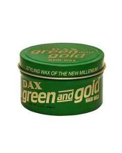 DAX Green & Gold Hair Wax 99g
