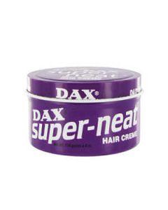 DAX Super Neat Hair Dress Creme Soft Hold 99g PURPLE Tin