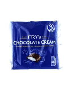 Fry's Chocolate Cream 3 x 49g Pack 147g