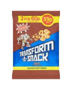 Golden Wonder Transform a Snack Beef Flavour 30g PM 39p CLR