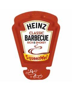 Heinz Classic BBQ Sauce 26ml Squeezme CLR