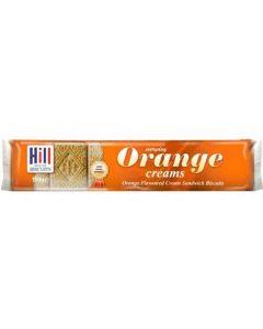 Hill Orange Creams 150g Biscuits Single Pack