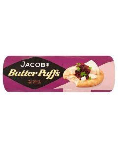 Jacobs Butter Puffs 200g Biscuits Single Pack