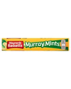 Maynards Bassetts Murray Mints 45g Tube