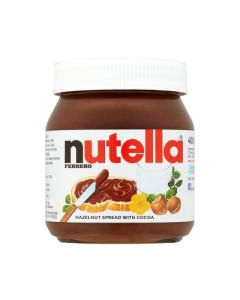 Nutella Ferrero Chocolate Hazelnut Spread with Cocoa 400g