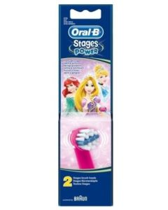 Oral-B Stages Toothbrush Heads 2 Pack BR-EB10-2