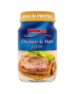 Princes Chicken and Ham Paste 75g Single Jar