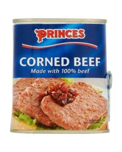 Princes Corned Beef 340g Single Can