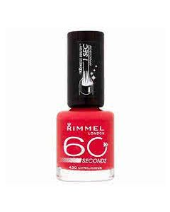Rimmel 60 Seconds Coralicious 430 8ml