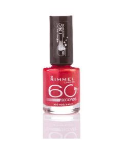 Rimmel 60 Second Red Carpet 310 8ml