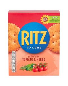 Ritz Baked With Tomato And Herb 175g » 3 for £2