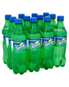 Sprite Lemon Lime 500ml x 12 Impulse Bottle Wholesale