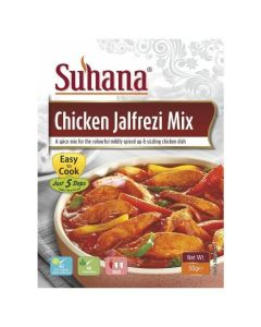 Suhana CHICKEN JALFREZI MIX 50g