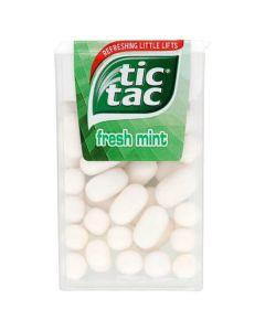 Tic Tac Fresh Mint 18g Single