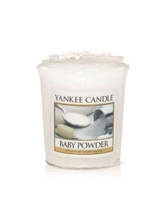 Yankee Candle Baby Powder Sampler Votive 49g