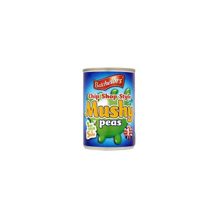 Batchelors Chip Shop Style British Mushy Peas 300g