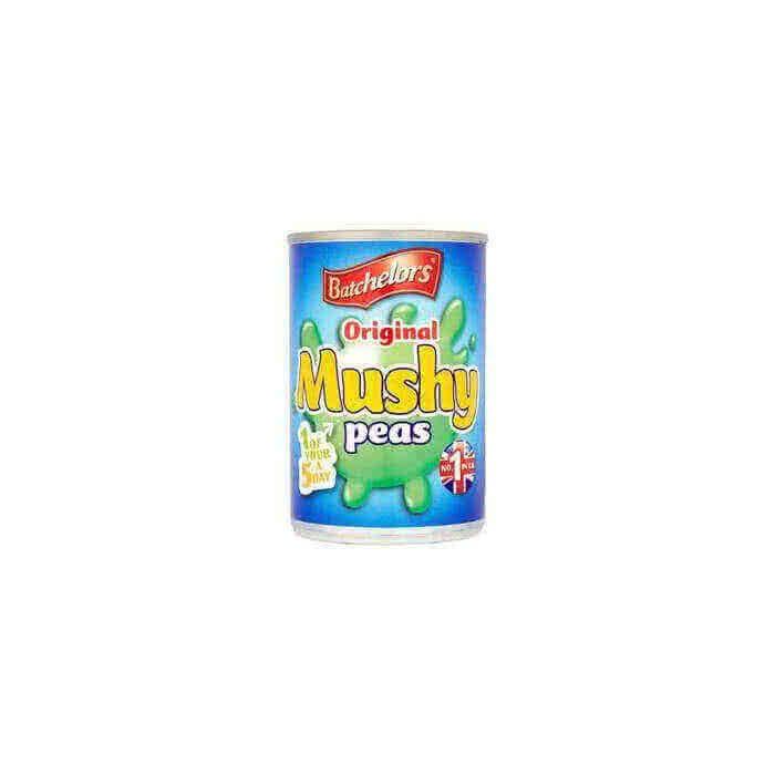 Batchelors Original British Mushy Marrowfat Processed Peas 300g Tin