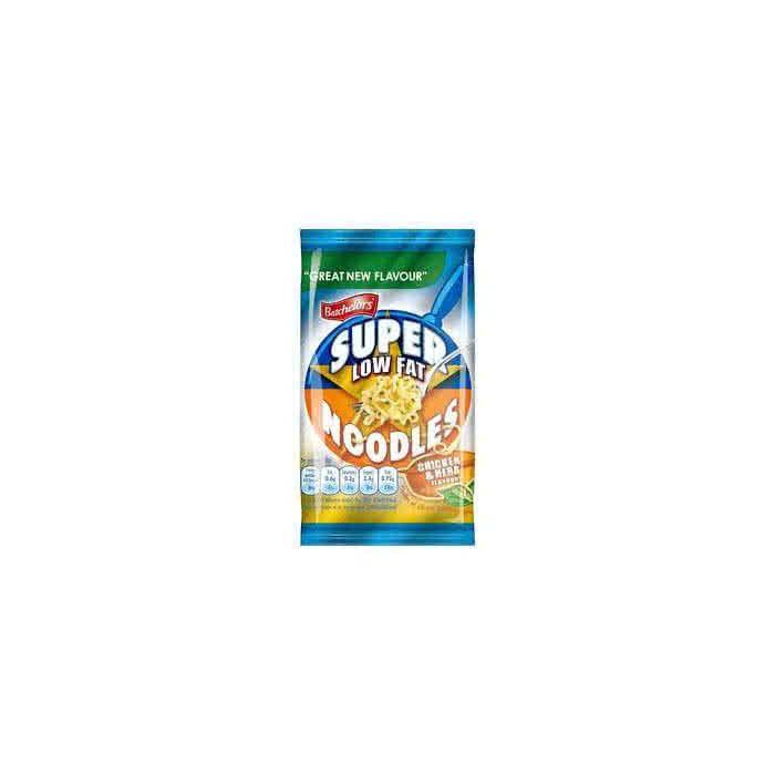 Batchelors Super Noodles Low Fat CHICKEN & HERB 85g Packet