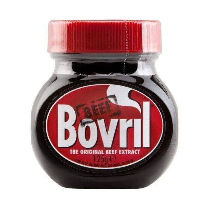 Bovril Beef Extract 125g Single Jar
