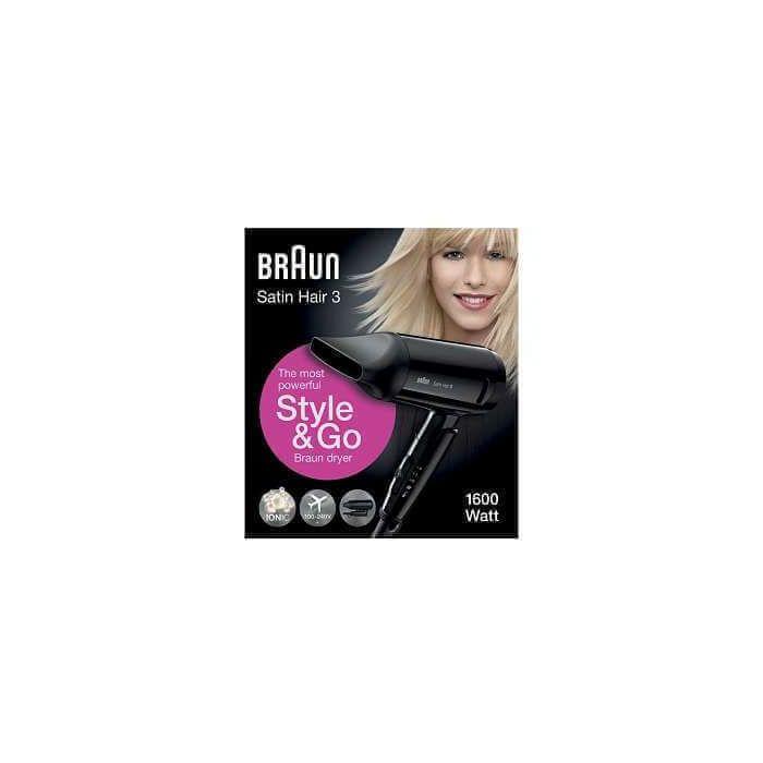 Braun Satin Hair 3 HD350 Style&Go