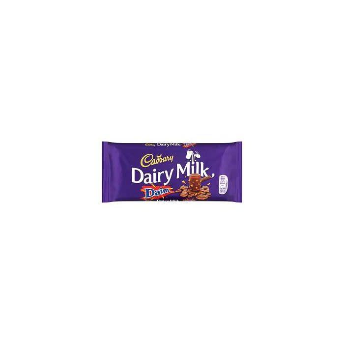 Cadbury Dairy Milk Daim 120g x 15