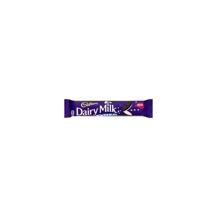 Cadbury Dairy Milk Oreo 41g Chocolate Bar Out of Date 5 Jun 2015