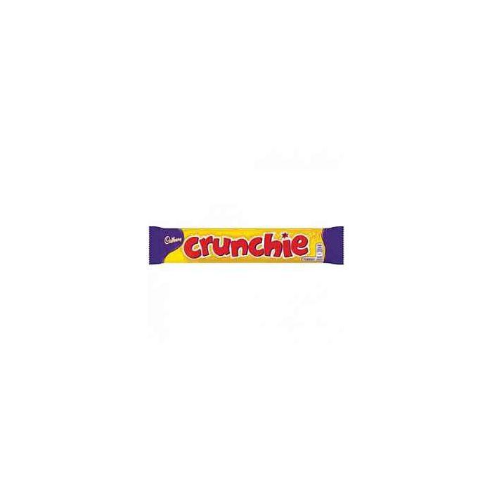 Cadbury Crunchie 40g single chocolate bar