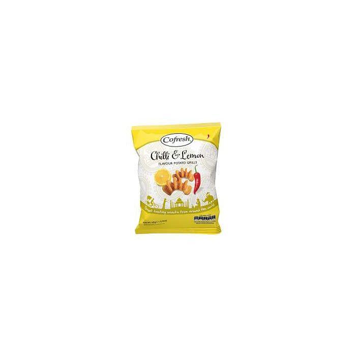 Cofresh Chilli & Lemon Potato Grills 80g