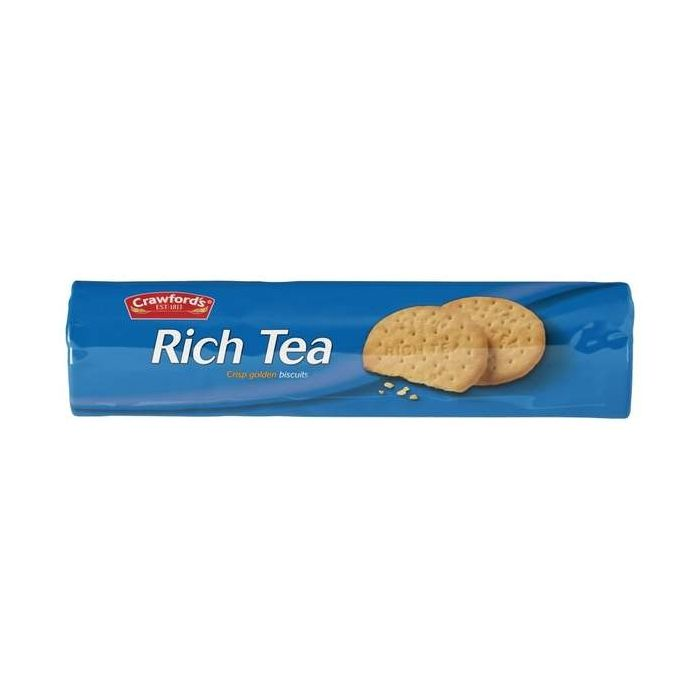 Crawford's Rich Tea Biscuits 300g Single Pack