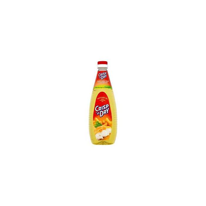 Crisp 'n Dry Vegetable Oil 1Ltr