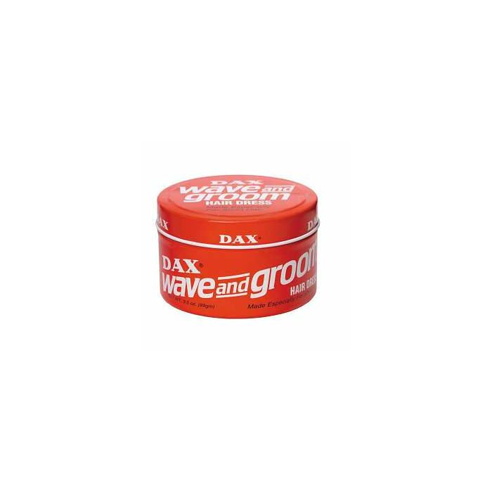 DAX Wave and Groom Hair Dress 99g x 12 Tins CASE