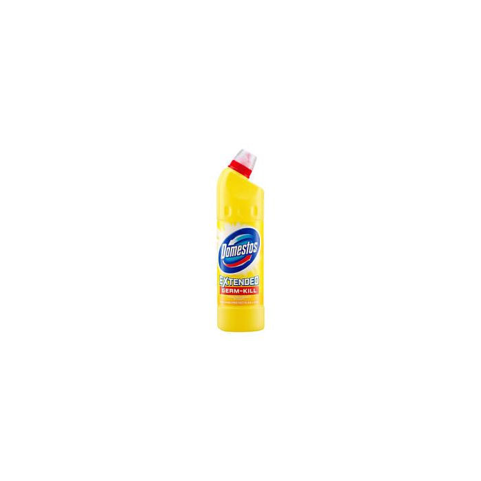 Domestos Extended Germ-Kill CITRUS FRESH Bleach 750ml x 9
