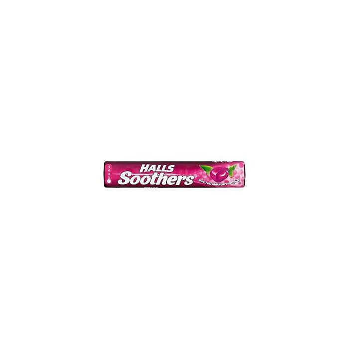 Halls Soothers Blackcurrant 45g Out of Date 25 April 2016