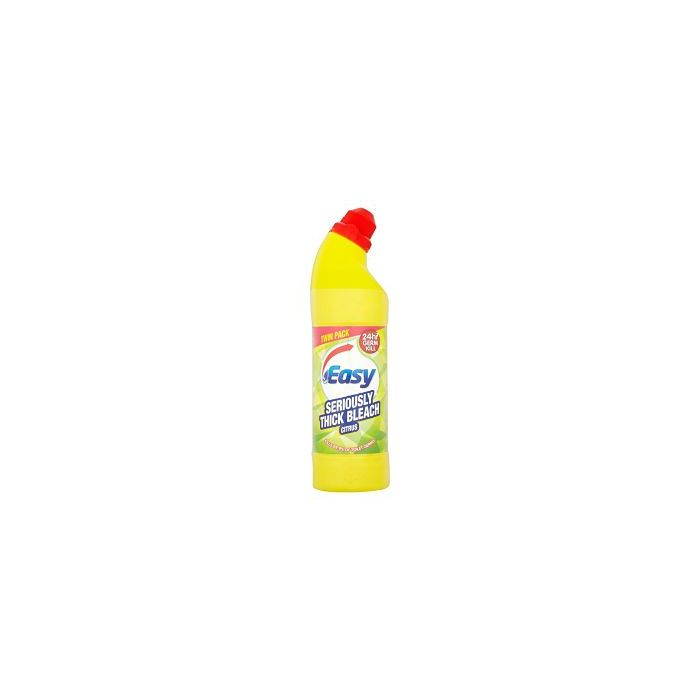 Jeyes Easy Seriously Thick Bleach Citrus 750ml