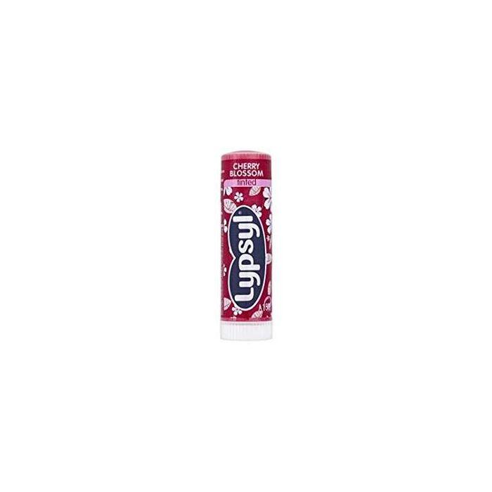 Lypsyl Cherry Blossom Tinted Lip Balm SPF15