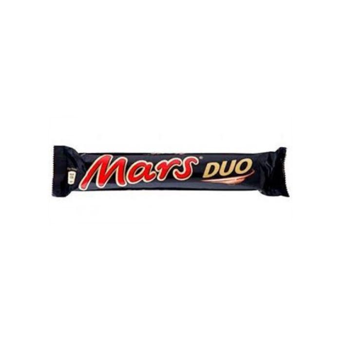 Mars DUO (2 x 39.4) 78.8g Chocolate Bar