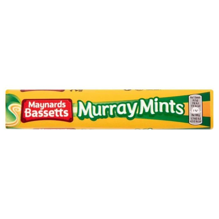 Maynards Bassetts Murray Mints 45g Tube