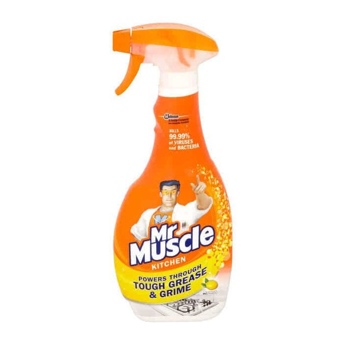 Mr Muscle 5in1 Kitchen Cleaner Lemon Fresh 500ml