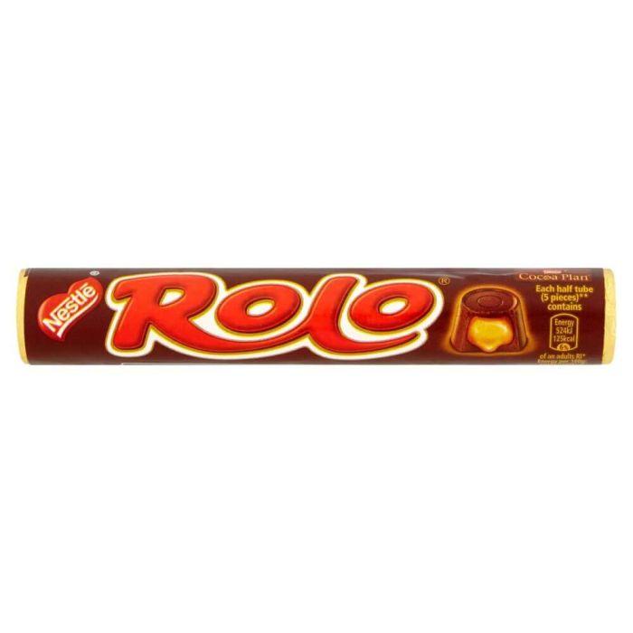 Nestle Rolo 52g Single Tube