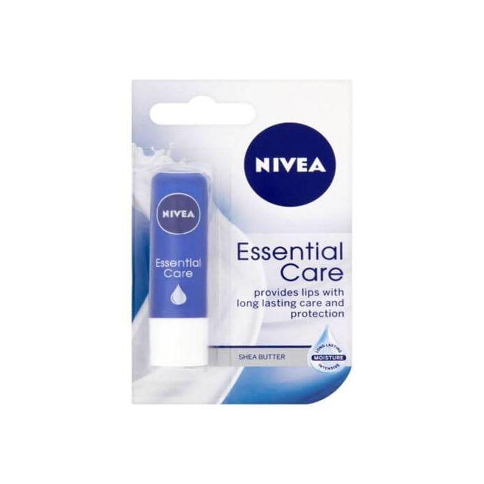 Nivea Essential Care Lip Balm 4.8g