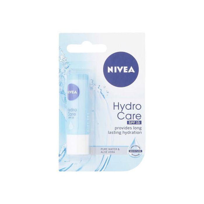 Nivea Lip HYDRO CARE SPF15 4.8g